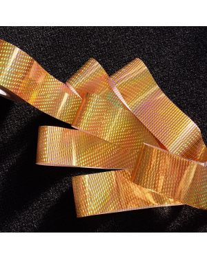 GOLD STITCHES Holographic Foil